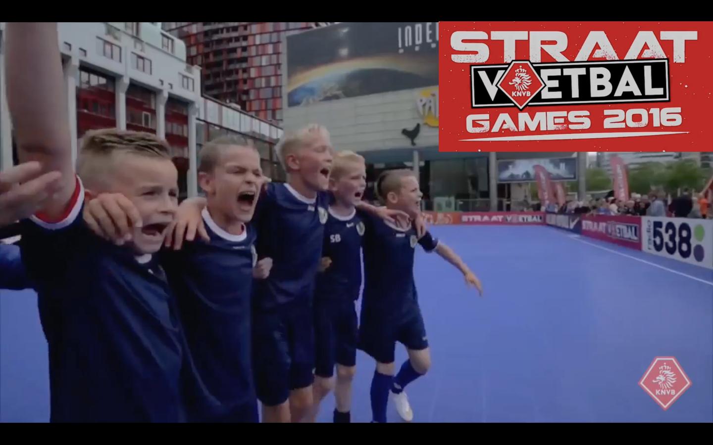 KNVB Straatvoetbal Games 2016